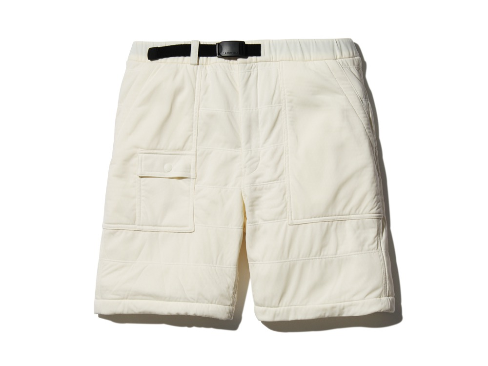 FlexibleInsulatedShorts  XL White0