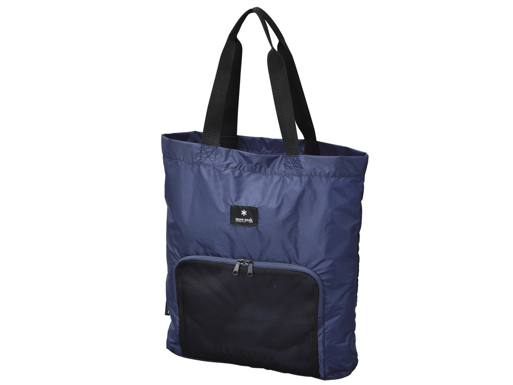 Pocketable Tote Bag Type01 Navy0