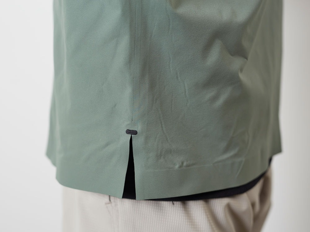 DRY&StretchShirt  S Sage7