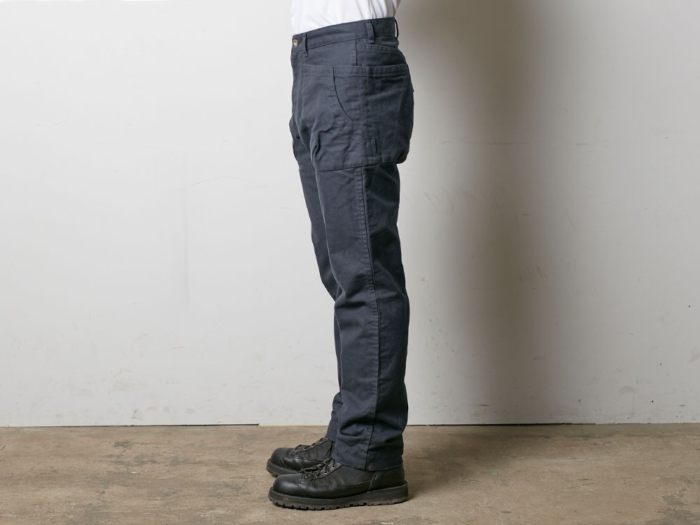 TAKIBI Pants M Olive3