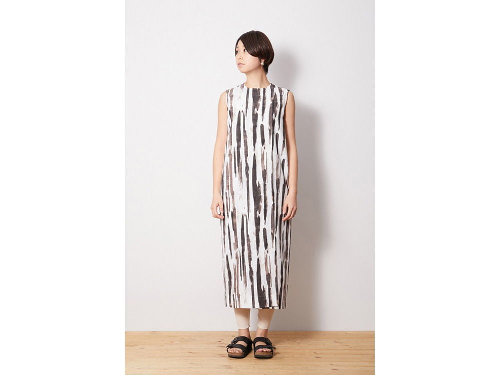 Printed Breathable Soft Dress 1 BB