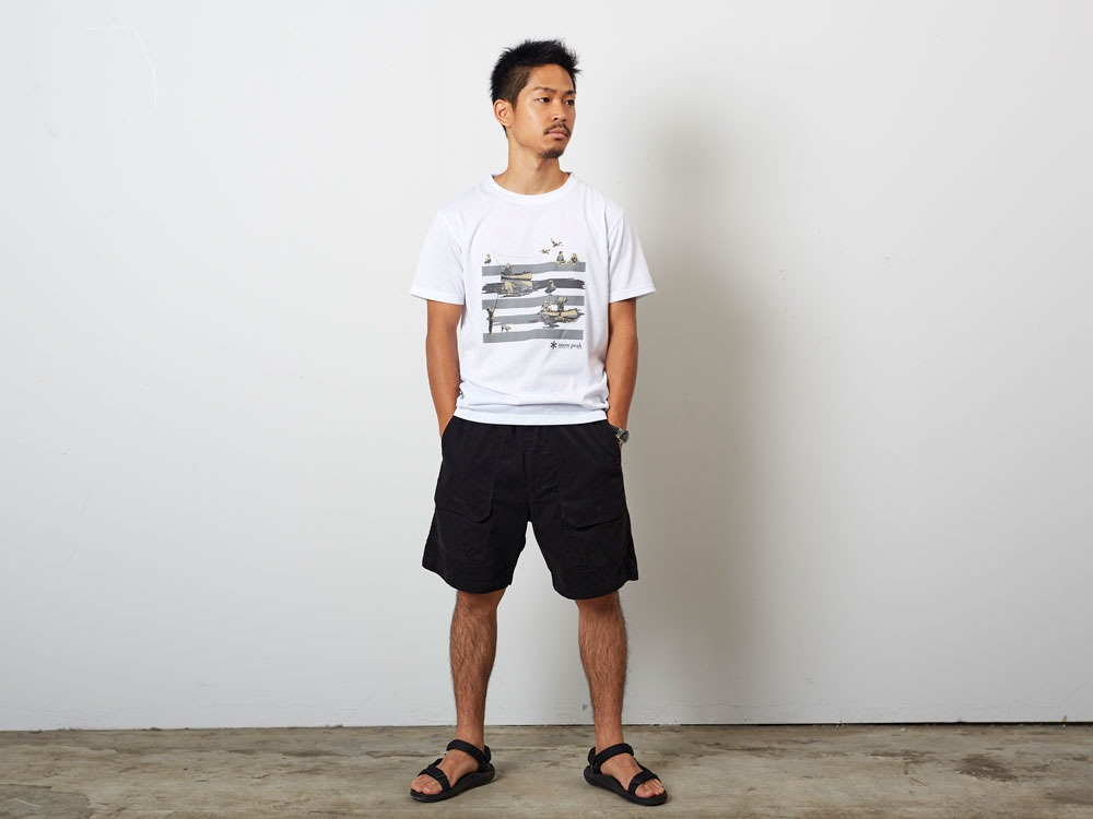 QuickDryTshirt/Field L White1