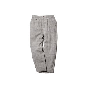 C/L Check Tweed Pants