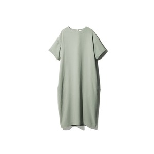 Quick Dry Crepe Weave Soft Dress