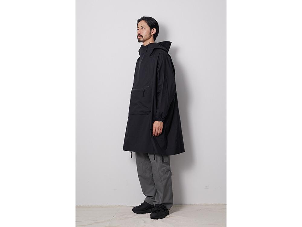 2.5L Rain Poncho 1 Black