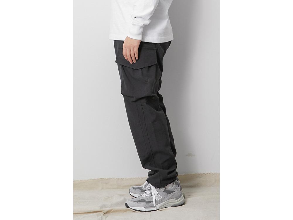 TAKIBI Pants L Black