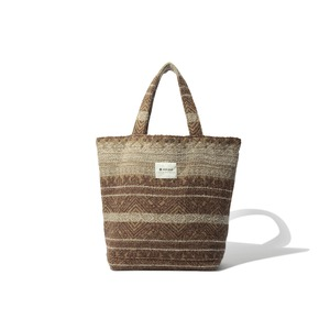Shetland Cotton JQ Tote Bag