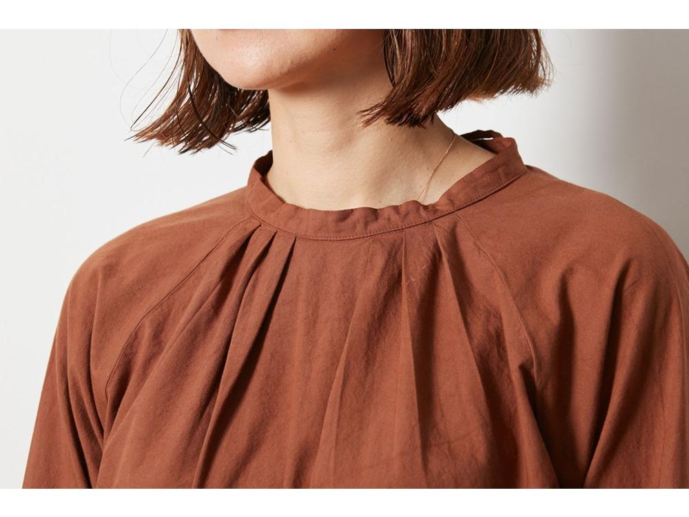 アルティメイトピマ ポプリン ドレス 1 Orange