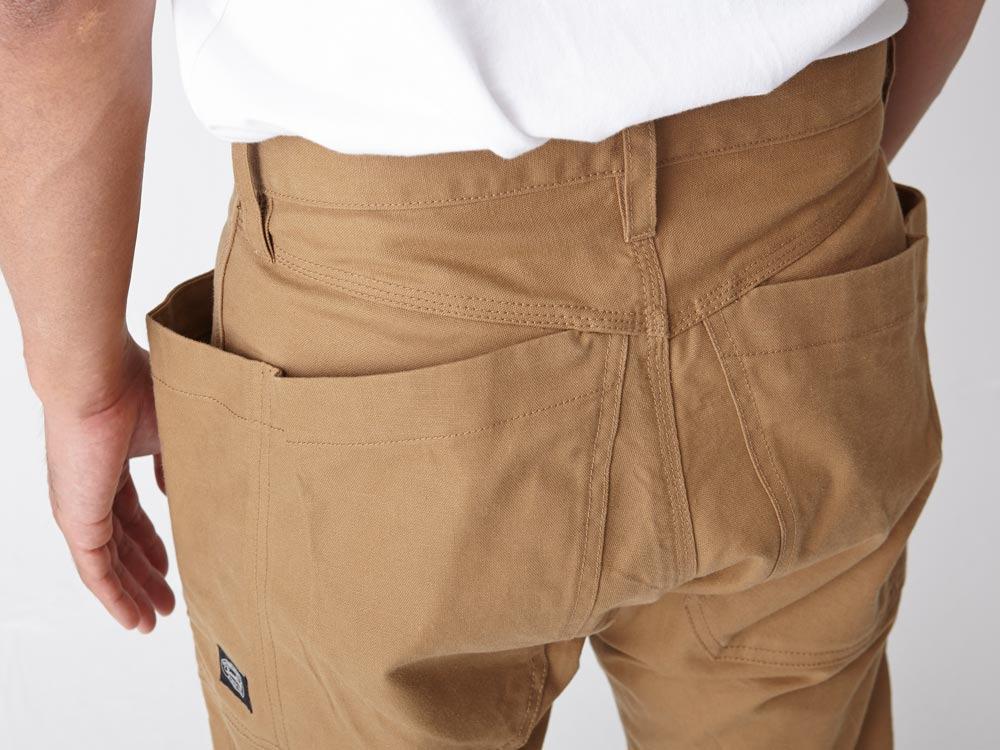 Takibi Pants #1 1 Brown5