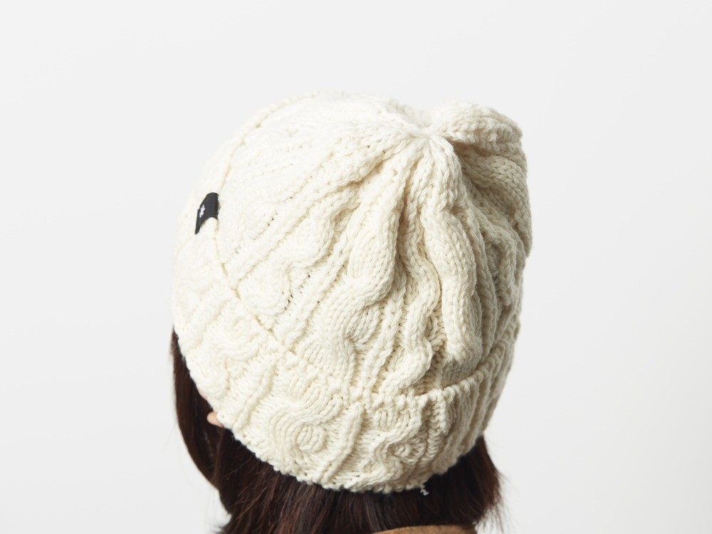 Wool Knit Cap One BR