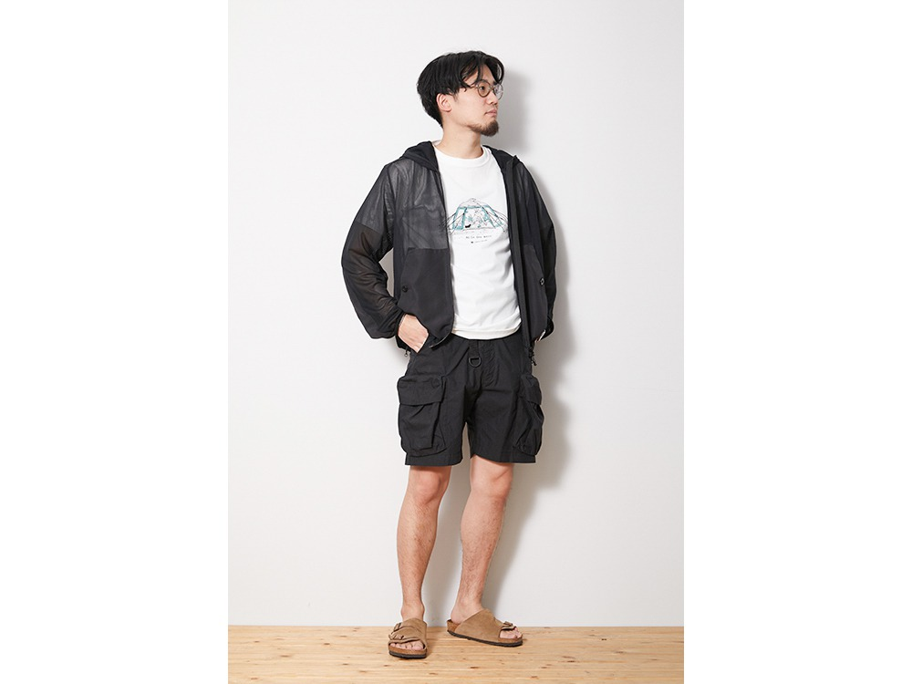 Insect Shield Parka XL Black