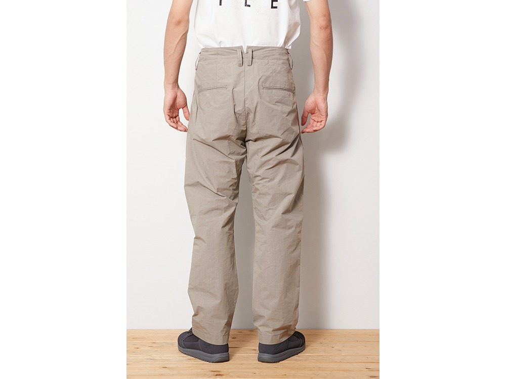 Proof Canvas Pants 1 Beige