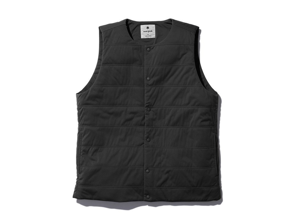 Flexible Insulated Vest L Black