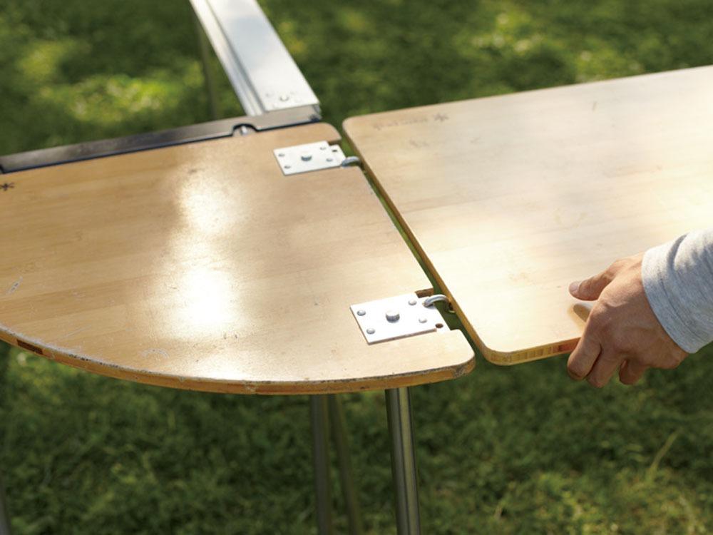 マルチファンクションテーブル ロング竹