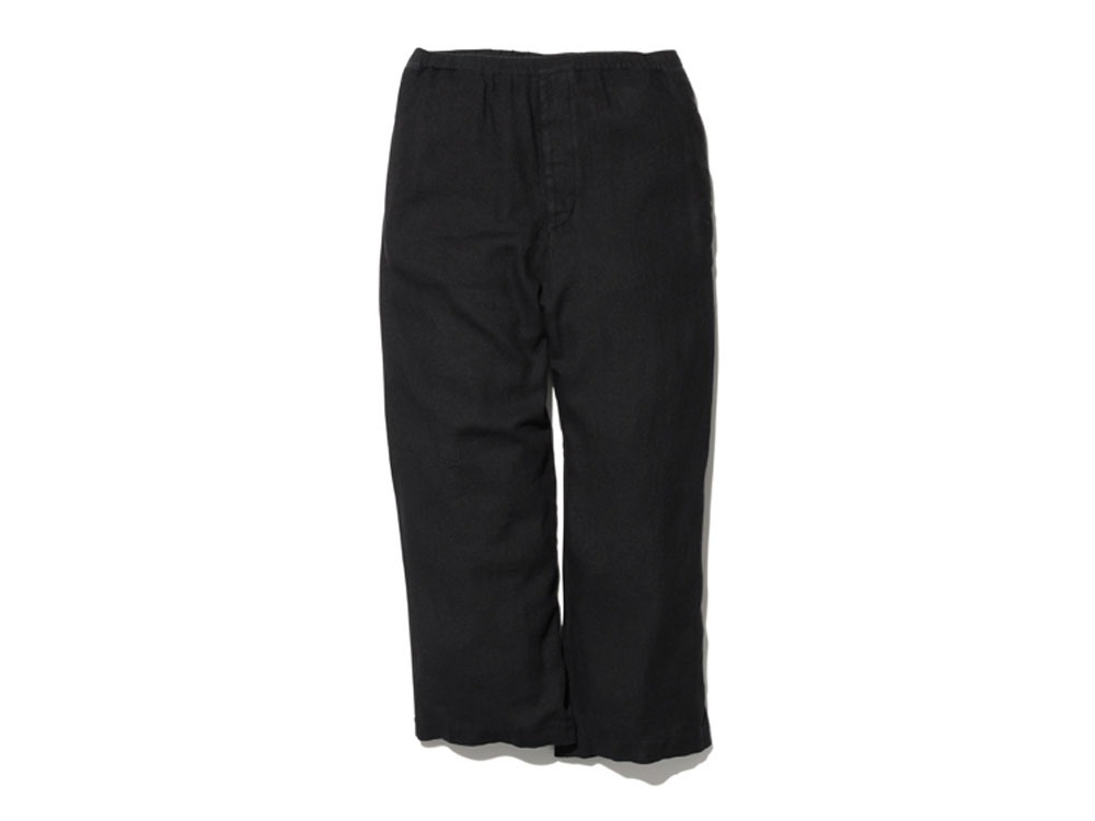 C/L Birdseye Pants 1 Black