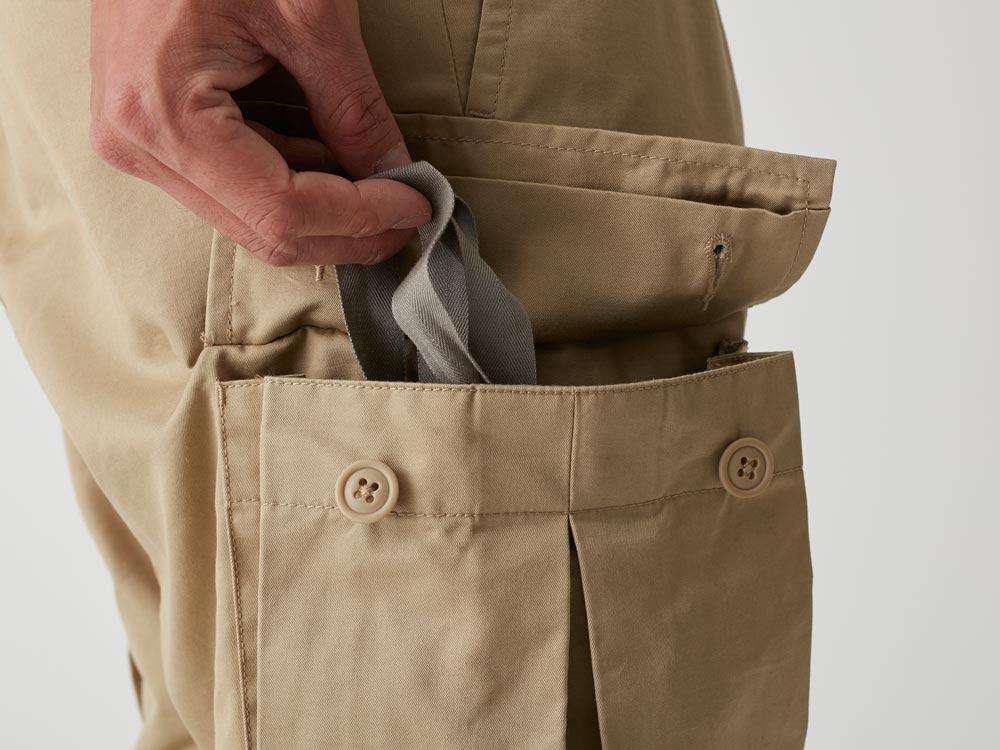 FR Cargo Pants 1 Olive10