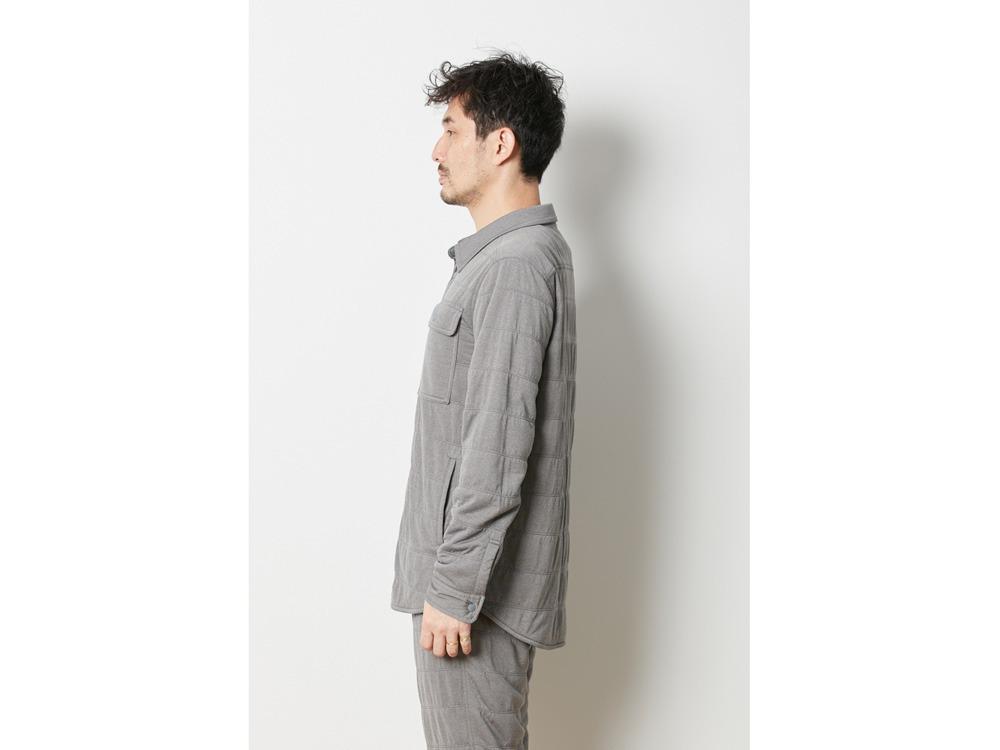 フレキシブルインサレーションシャツ M ブラック