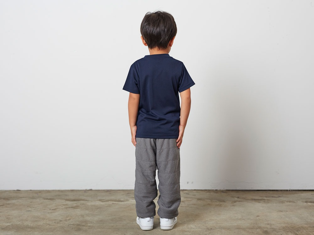 Kid'sQuickDryTshirt/Field3 Navy3