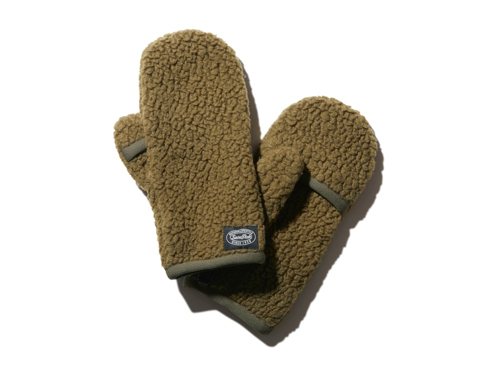 Thermal Boa Fleece Handwarmer One Olive
