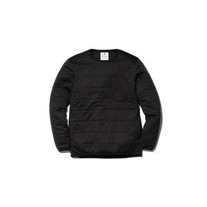 Flexible Insulated Pullover S Black