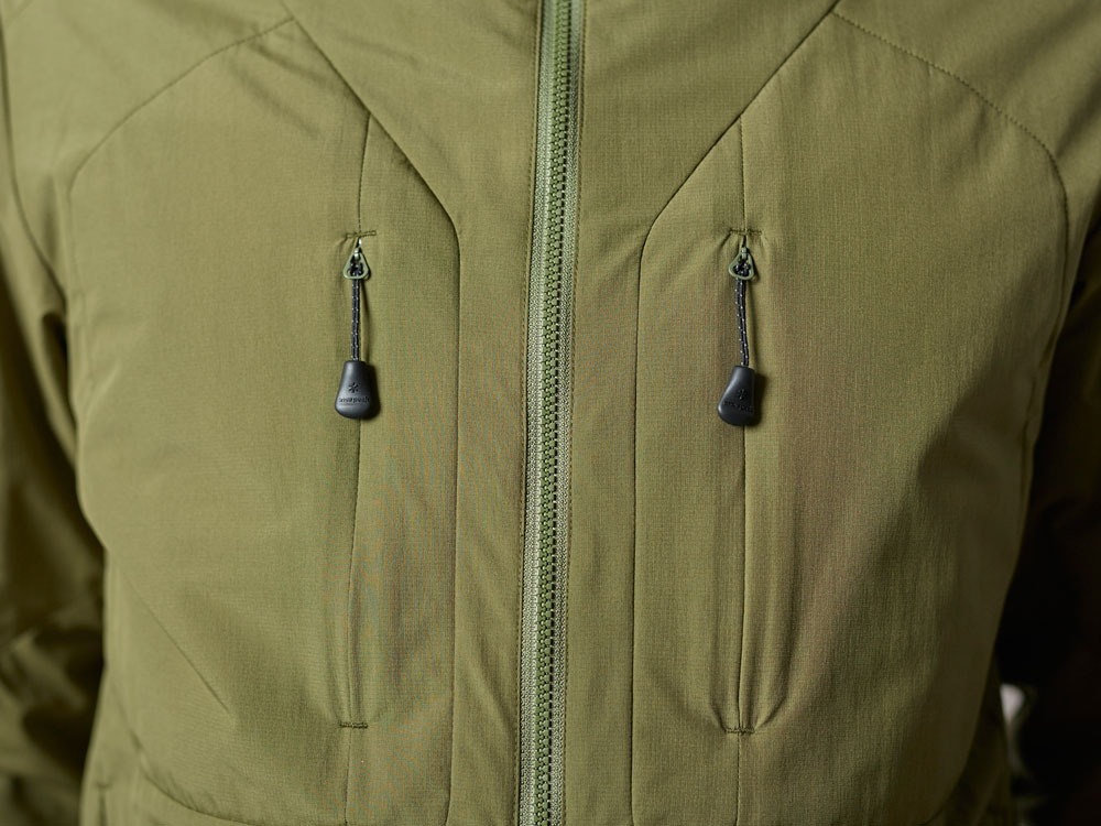 2L Octa Jacket XL Olive7