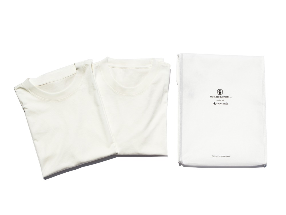Pack T-shirt L White