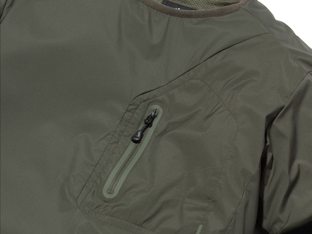 2LOcta Insulated H/S S Olive6