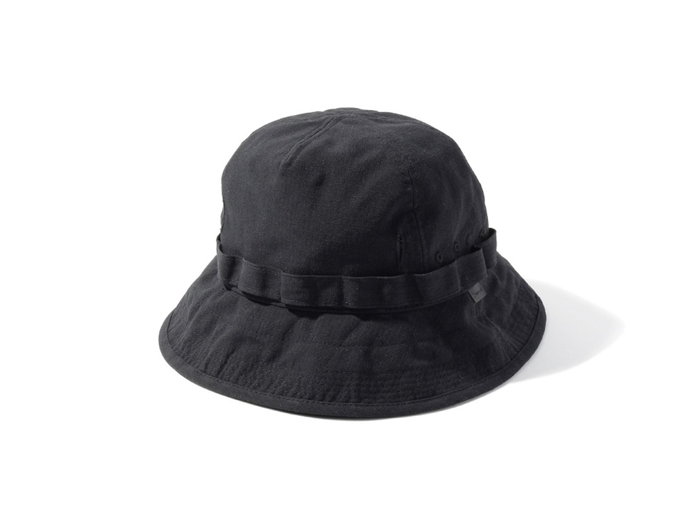 TAKIBI Hat One Black