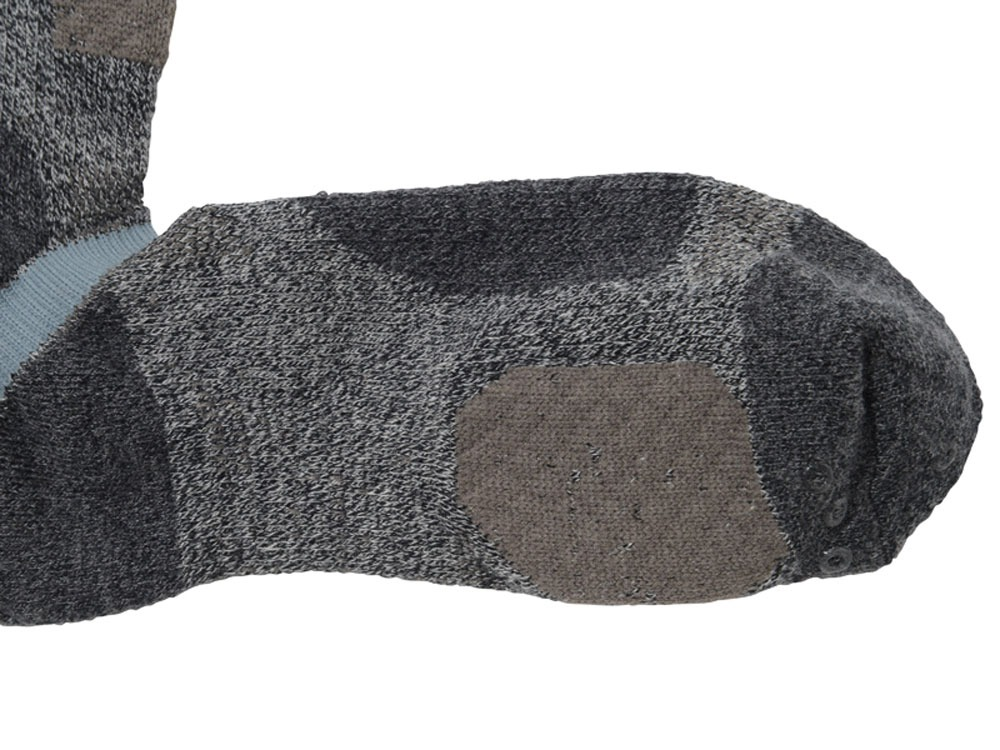 Rasox Plus Mountaineering Socks  (S) GRY2