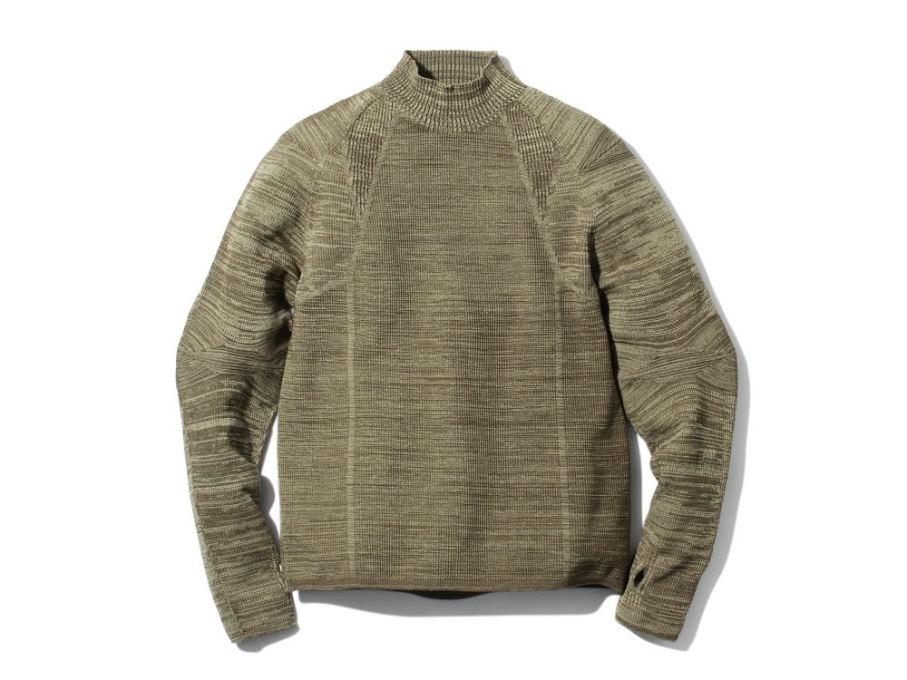 WG Stretch Knit Pullover #21Olive