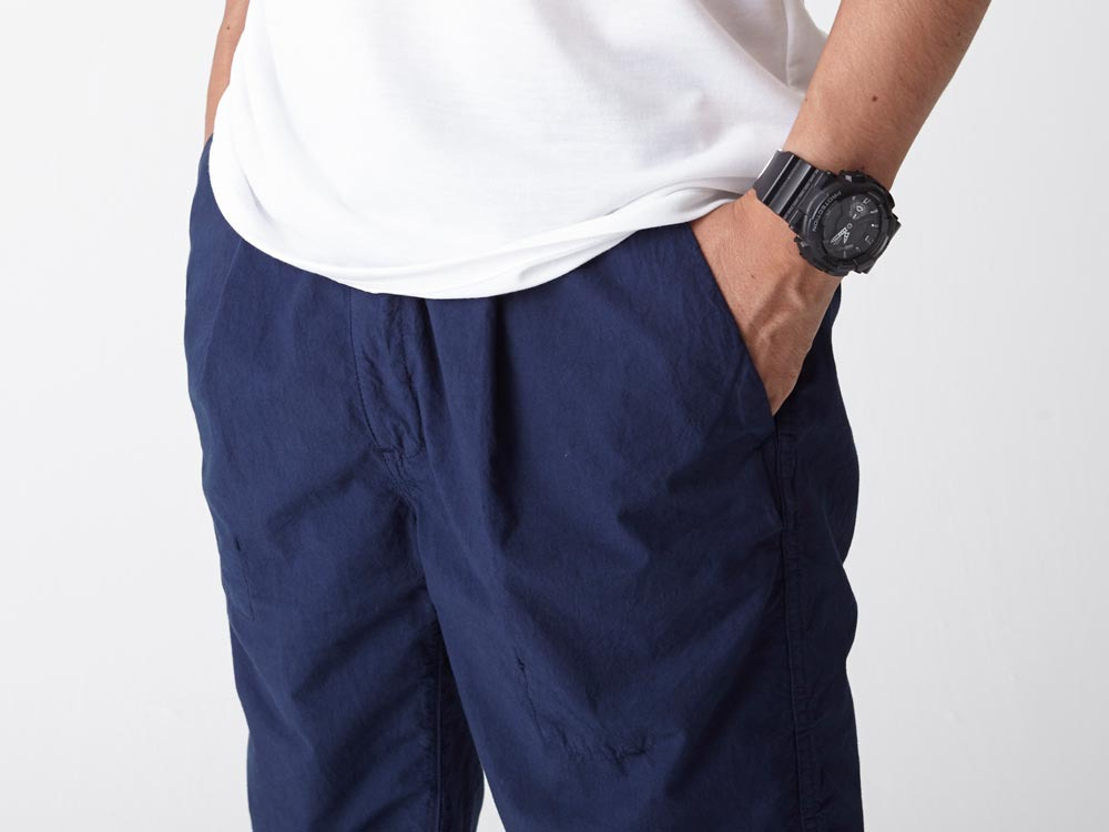Organic Typewriter Pants L Black5