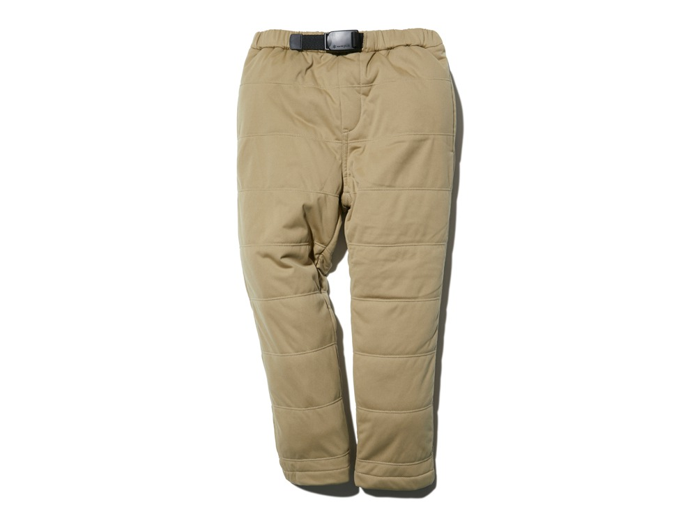 Kids Flexible Insulated Pants 3 Beige