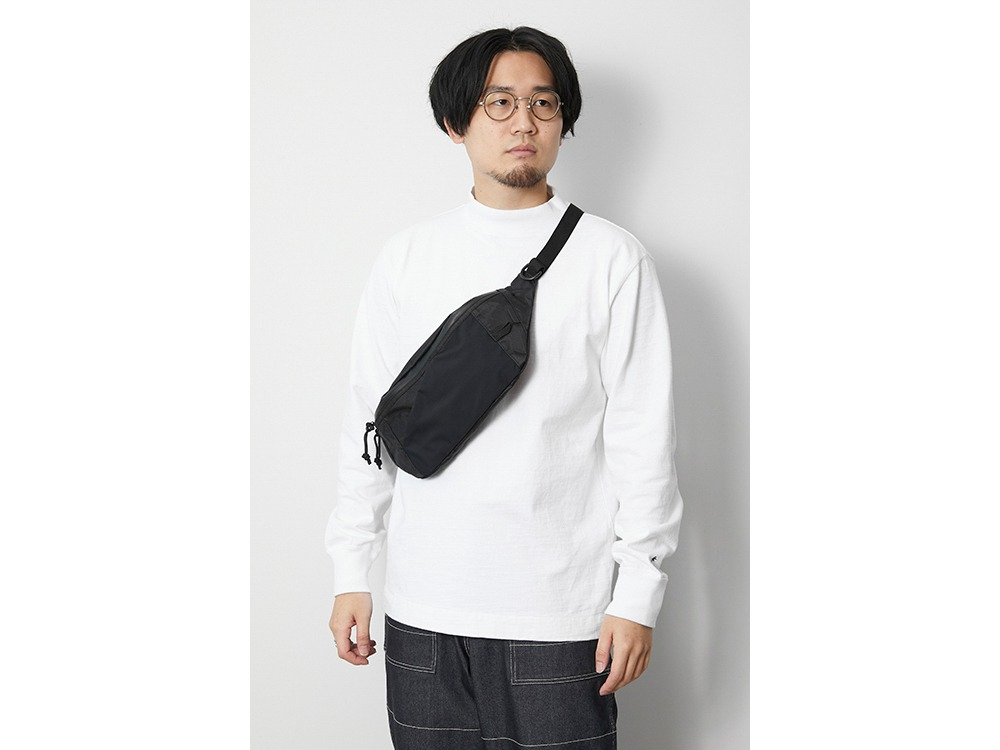 X-Pac Nylon Waist Bag One Brown
