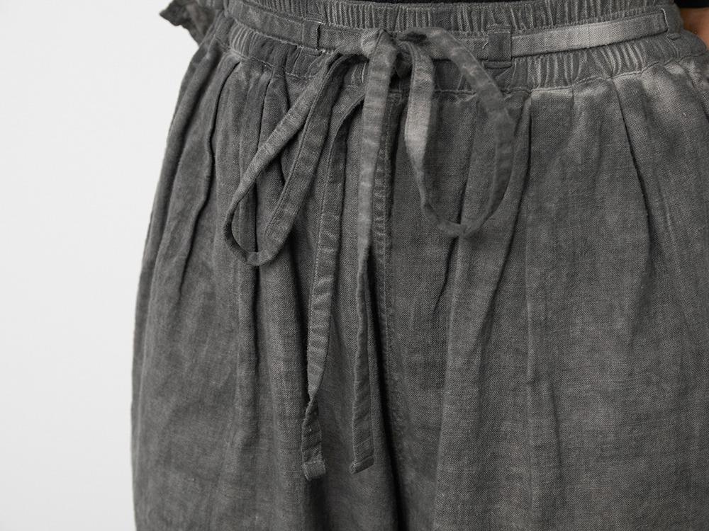 Hand-woven Cotton Pants 1 KUSAKI