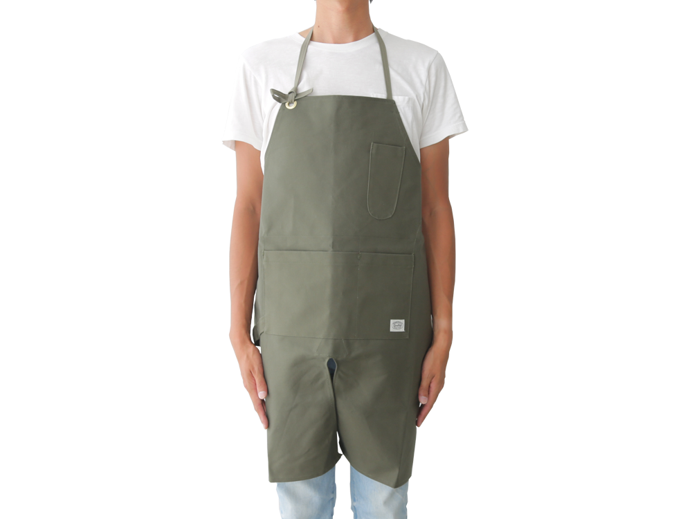 Field Work Apron (L) Olive0