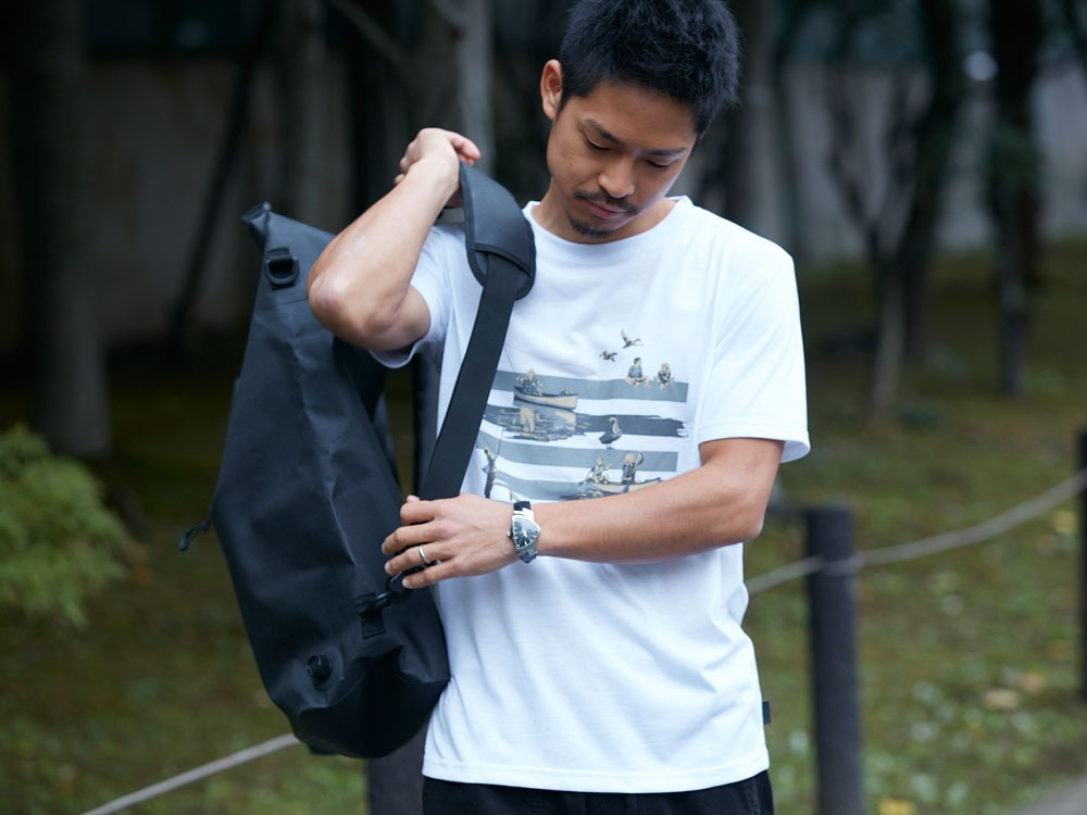 QuickDryTshirt/Field L Navy6