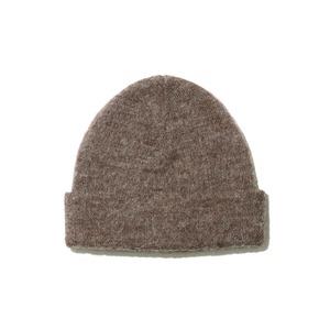 Shetland Wool Knit Cap