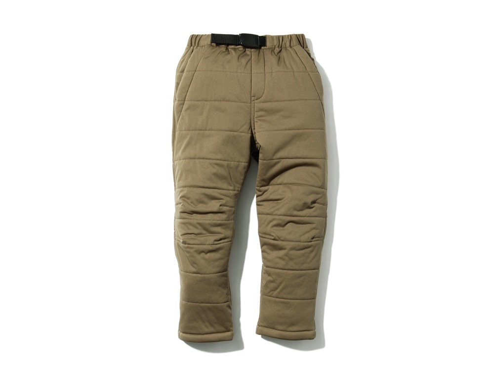 Kids Flexible Insulated Pants1Brown