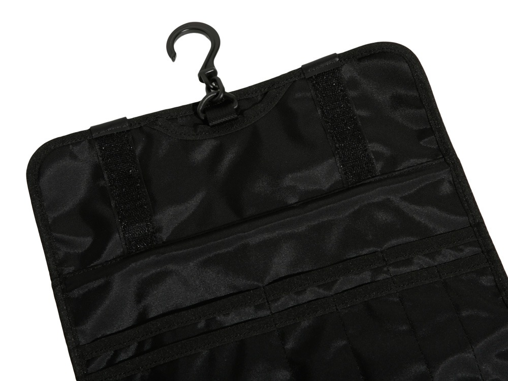Day Camp System Roll Bag Black2