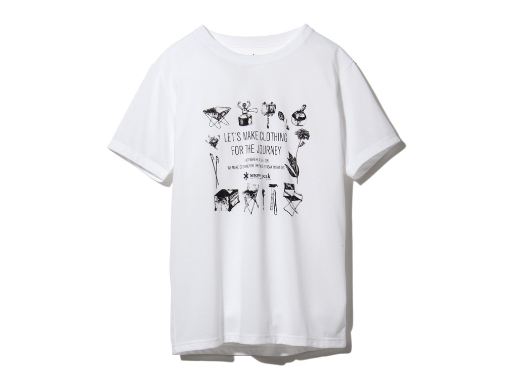 SP Gear Tshirt1White