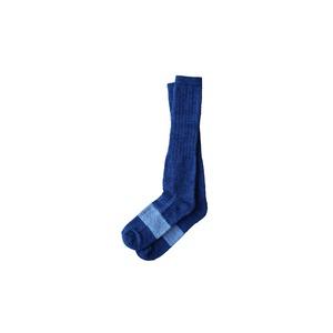 Socks M(25~27) Blue