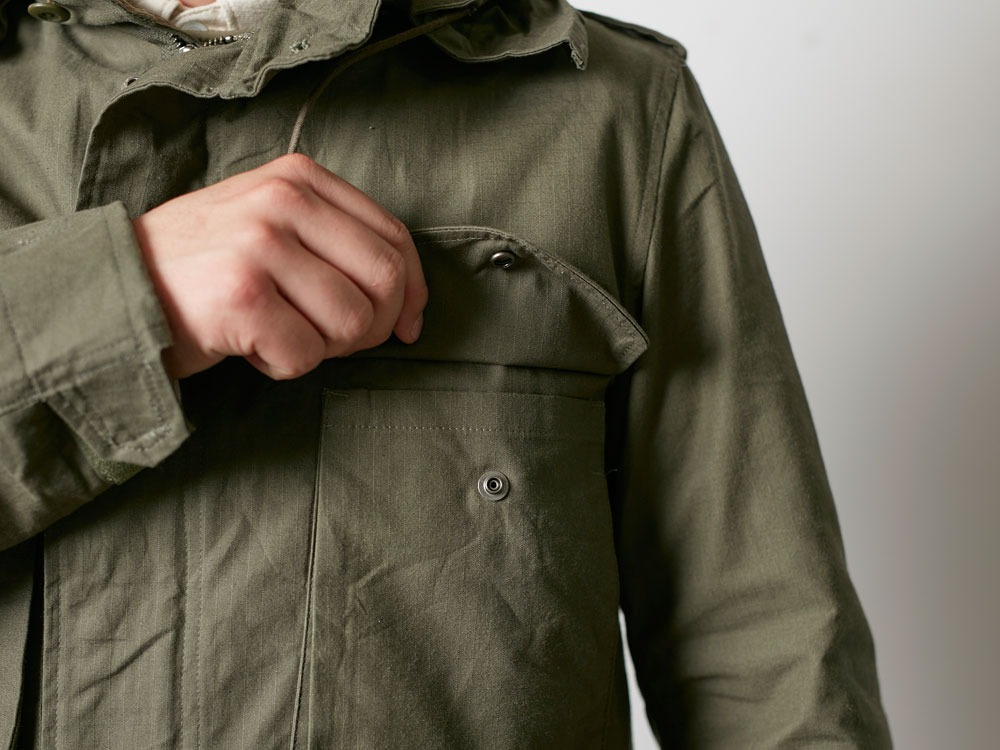 Military Jacket 1 Olive6