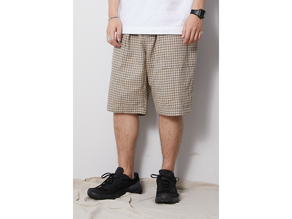 C/L Panama Easy Shorts 1 BlackCheck