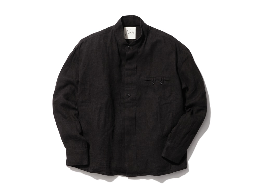 C/L Birdseye Shirt 1 Black