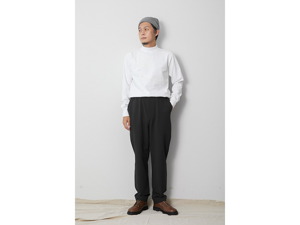 Nylon Power Wool Easy Pants S Olive