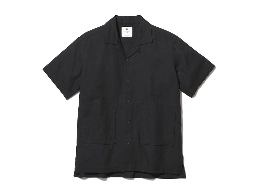 C/L Panama Shirt M Black
