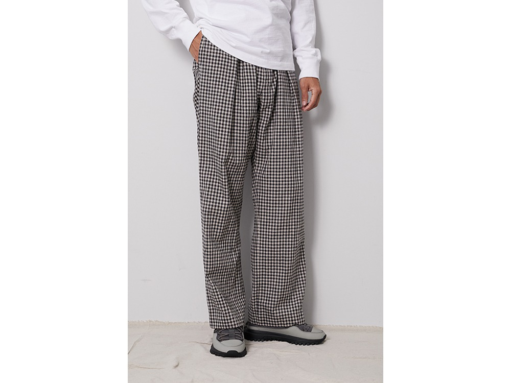 C/L Panama Easy Pants M Black