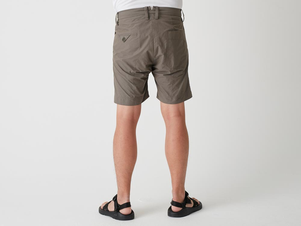 C/N Typewriter Shorts 1 Olive6