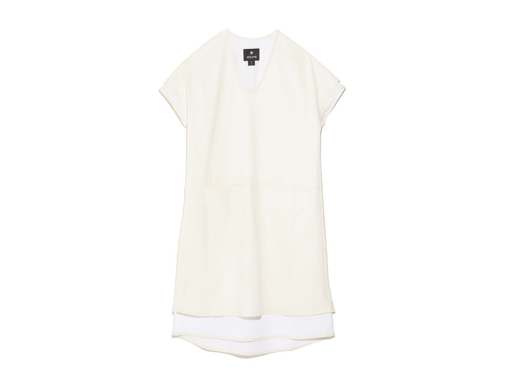Super Dry 2L Dress 3 White0