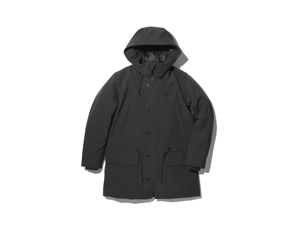 TAKIBI Down Jacket L Black